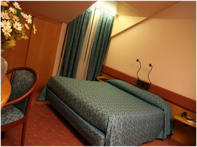 Hotel Albert, Milan, Italie, Chambres