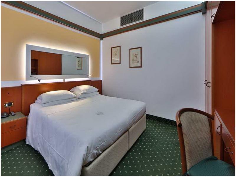 Hotel Best Western Jet, Milan, Italie, Chambres