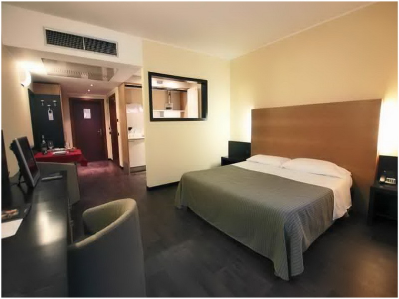 Hotel Golf, Milan, Italie, Chambres