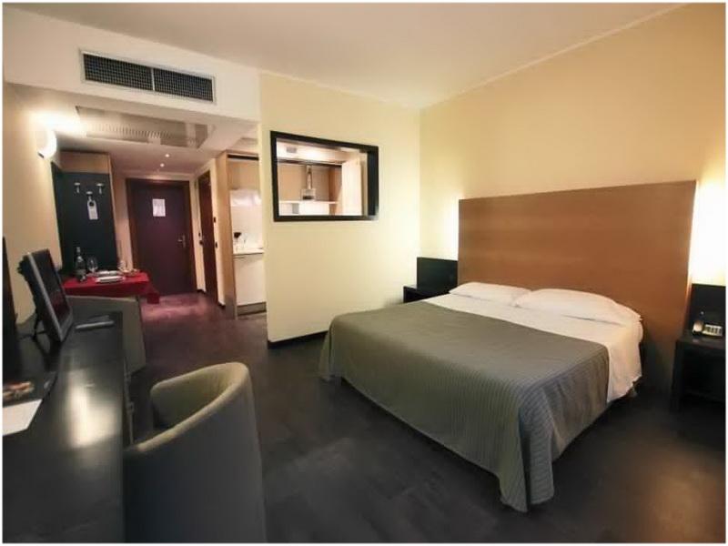 Hotel Golf, Milan, Italie, Chambres
