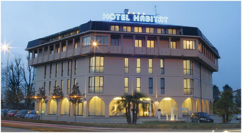 Hotel Habitat, Milan, Italie