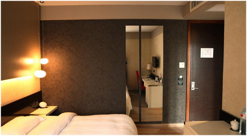 Hotel Huaxia, Milan, Italie, Chambres