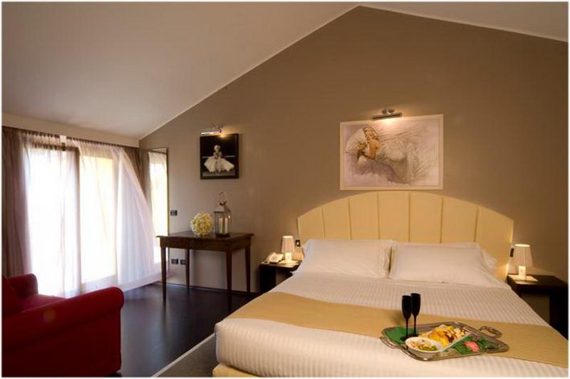 Hotel La Selva, Milan, Italie, Chambres