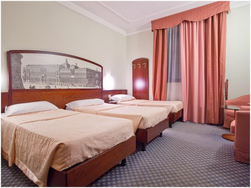 Hotel Mythos, Milan, Italie, Chambes