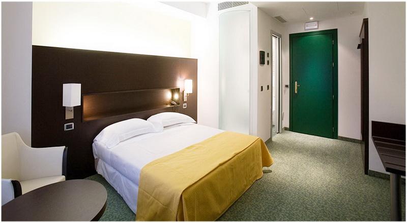 Hotel Senator, Gorgonzola, Milan, Italie, Chambres