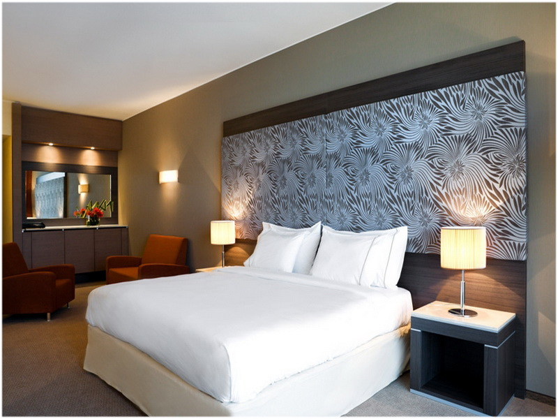 Hotel Sheraton, Milan, Italie, Chambres