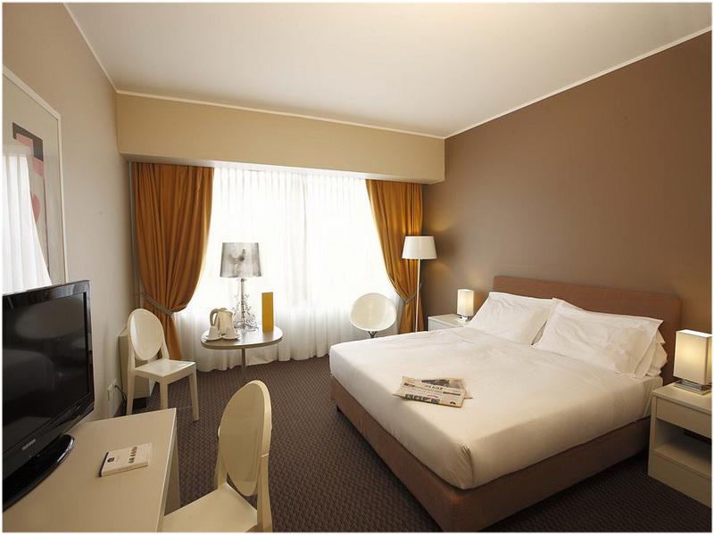 Hotel Valganna, Milan, Italie, Chambres