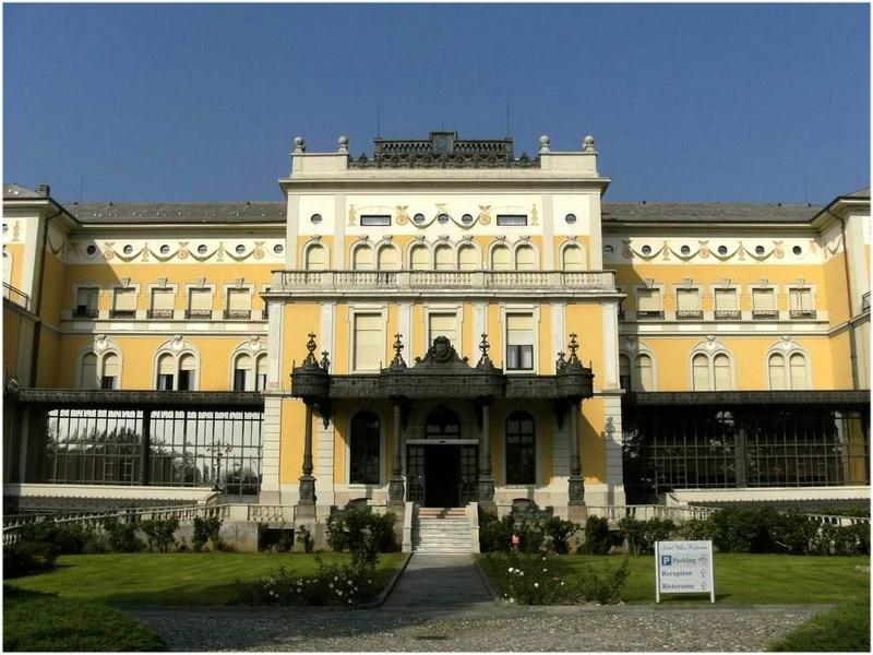 Hotel Villa Malpensa, Milan, Italie