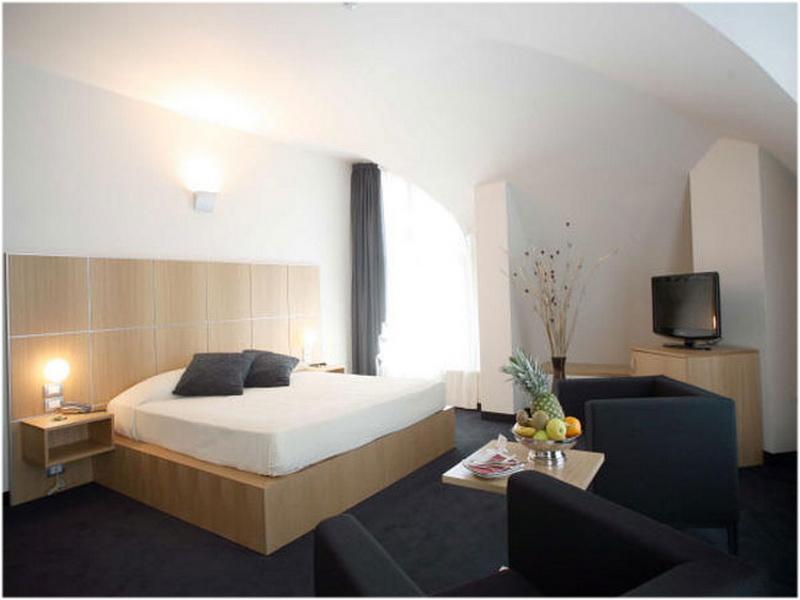 Hotel delle Fiere, Milan, Italie, Chambres