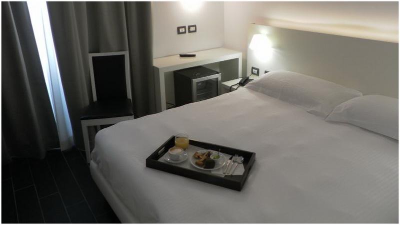 Idea Hotel Milano Centrale, Milan, Italie, Chambres