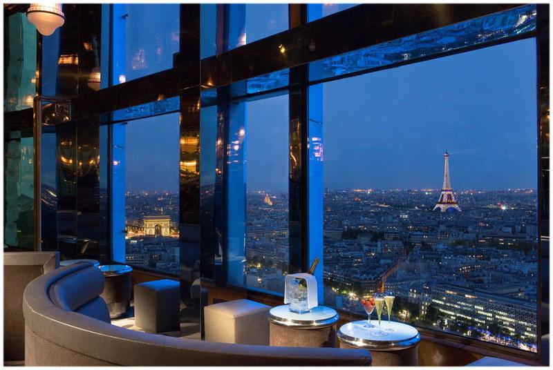 restaurant belle vue paris