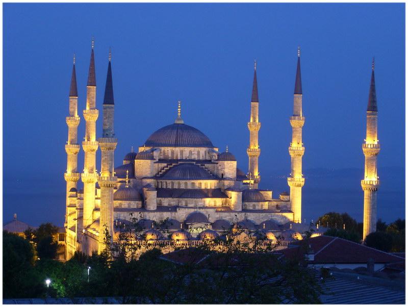 Top 5 des lieux incontournables istanbul turquie cap for Sejour complet istanbul