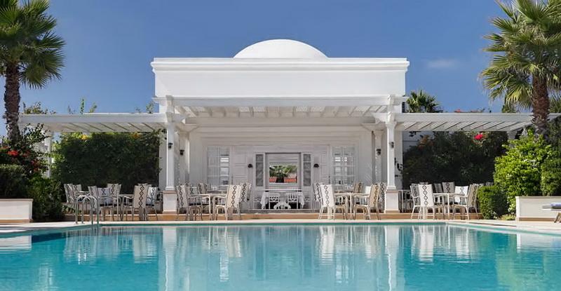Hotel Le Mirage Tanger, Maroc