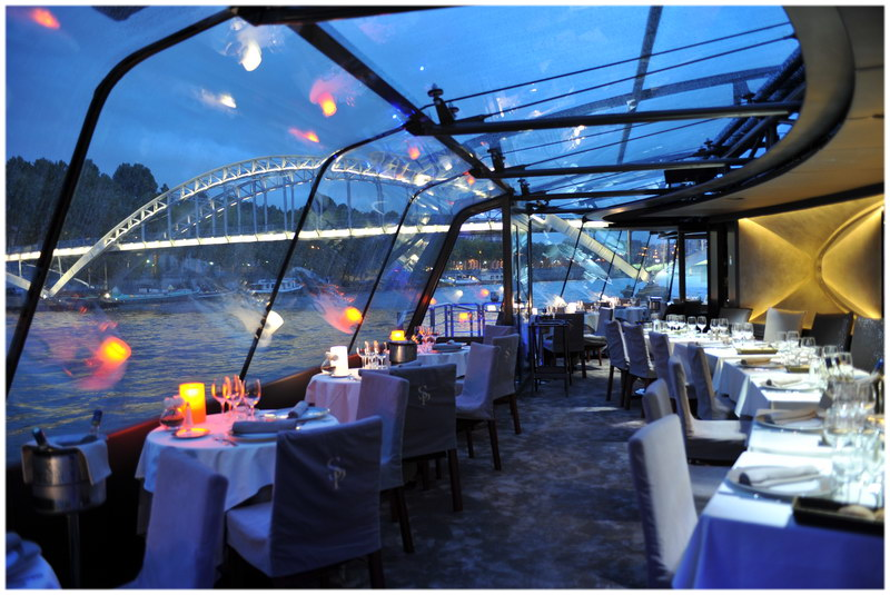 Restaurant Paris Top Vue Exceptionnel