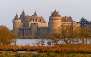Morbihan, Bretagne, France, chateau de suscinio
