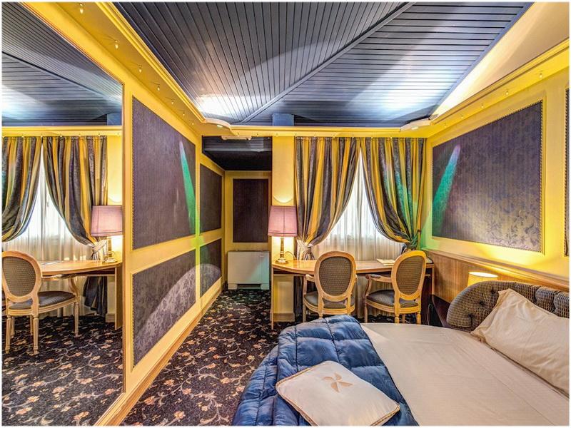 Motel Regal, Vermezzo, Milan, Italie, Chambres