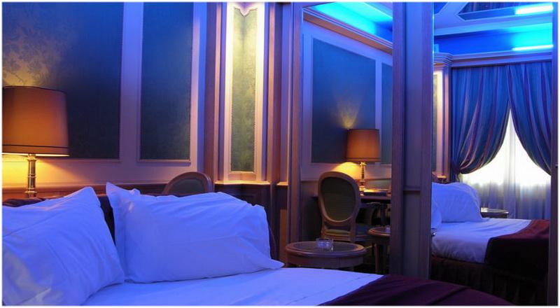 Motel Rona, Caponago, Milan, Italie, Chambres