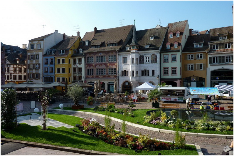 Mulhouse France  City new picture : Mulhouse, Rhin, Alsace, France | Cap Voyage