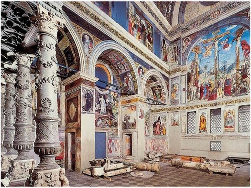 Museo di Santa Giulia, Brescia, Italie