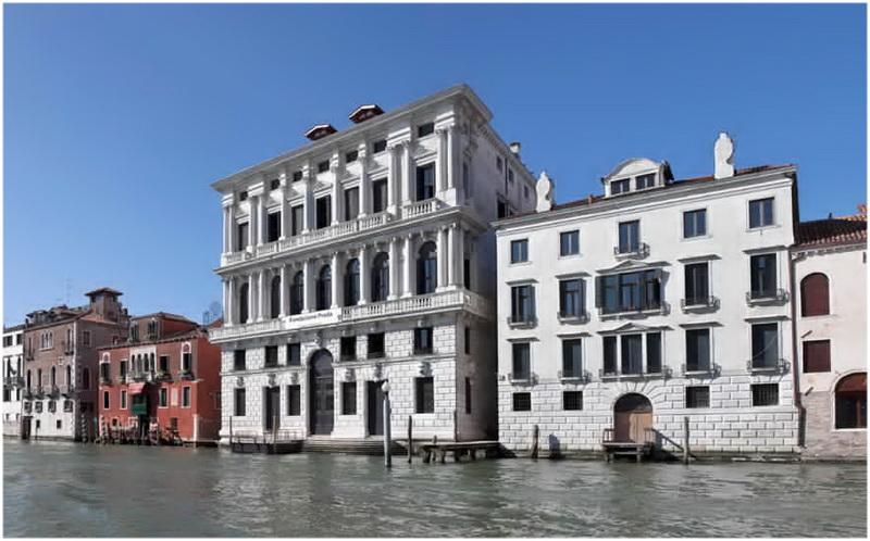 Palais Ca' Corner della Regina, Venise, Italie