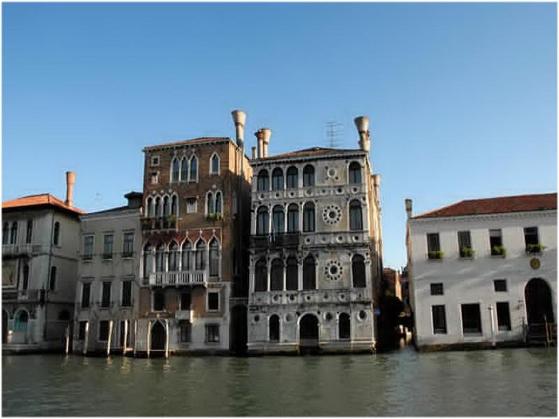 Palais Dario, Venise, Italie