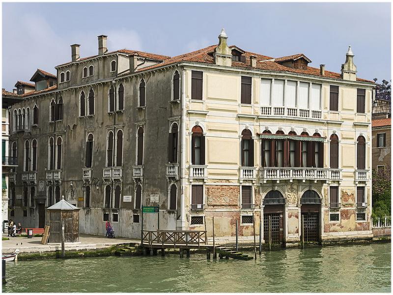 Palais Malipiero, Venise, Italie