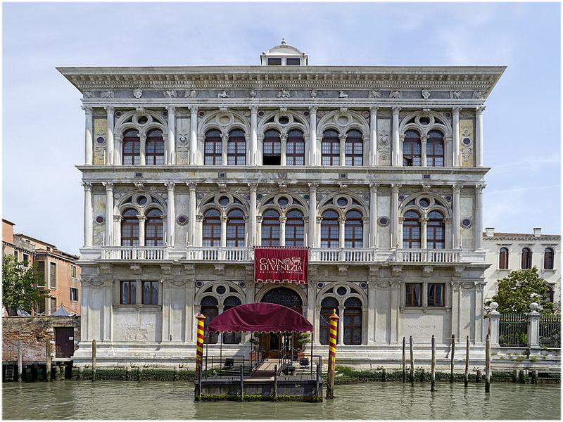Palais Vendramin Calergi, Venise, Italie