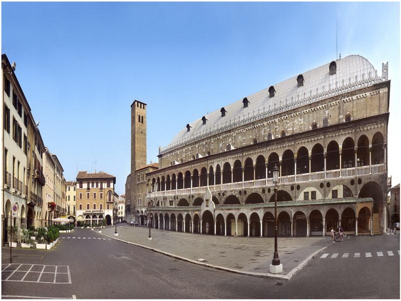 Palazzo della Ragione, Padoue, Italie
