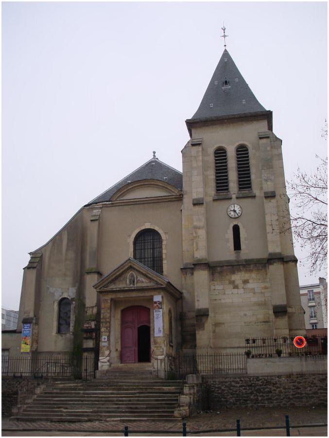 Pantin seine saint denis le de france france cap voyage - Chambre de commerce seine saint denis ...