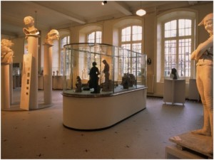 Reims,Marne, Champagne-Ardenne, France, musee beaux arts-inter