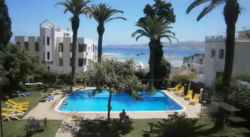 Hotel Rembrandt Tanger, Maroc