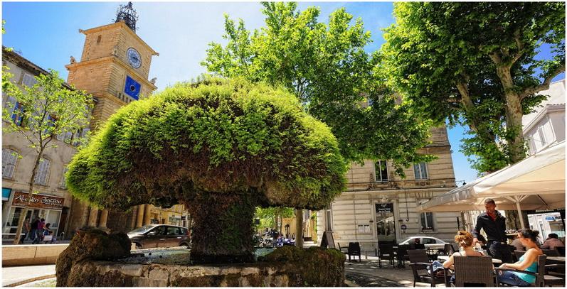 Salon-de-Provence, Bouches-du-Rhône, France