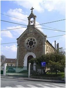 Sevran,Seine-Saint-Denis, Île-de-France, France, eglise ste-e