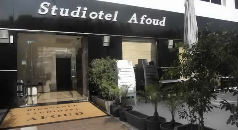 Hotel Studiotel afoud , Maroc