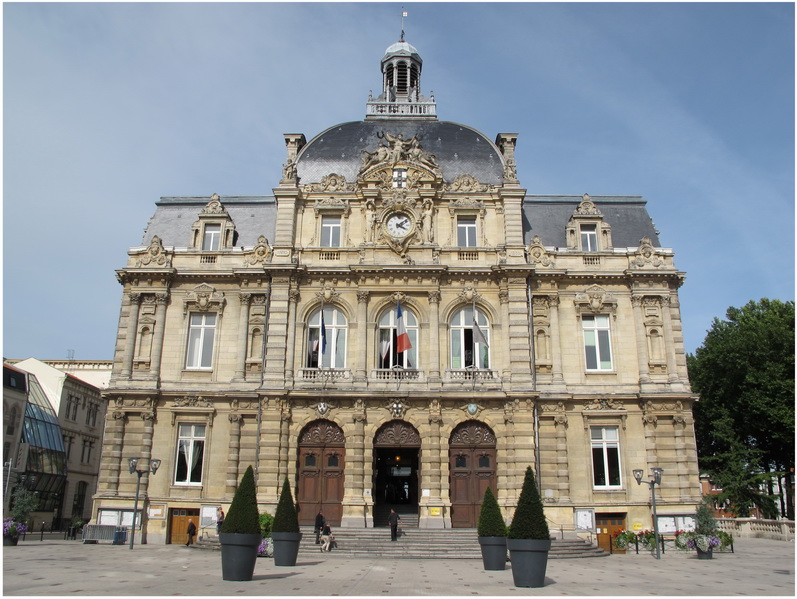 salle gustave dron tourcoing