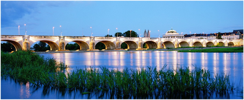 Tours Indre Et Loire France Cap Voyage