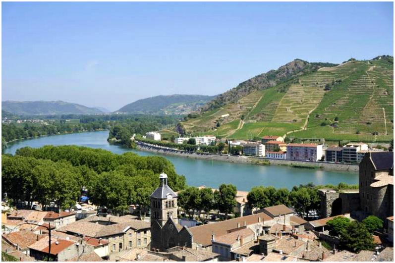 Valence Dr 244 Me Rh 244 Ne Alpes France Cap Voyage