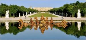 Versailles,Yvelines, Île-de-France, France, le chateau
