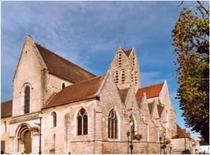 Etampes,Essonne, Île-de-France, France, eglise st-gilles
