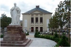 Etampes,Essonne, Île-de-France, France, theatre