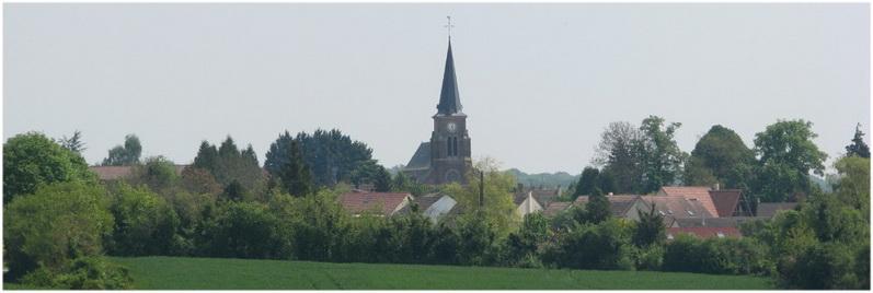 Etouy, Oise, Picardie, France