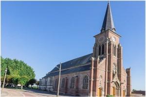 Etouy, Oise, Picardie, France, eglise st-martin