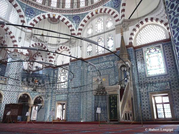 La Mosquée aux Faïences