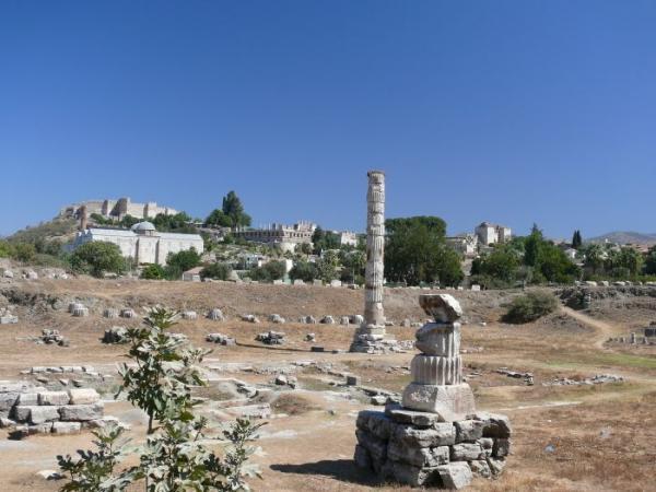 Site du Temple d'Artémis