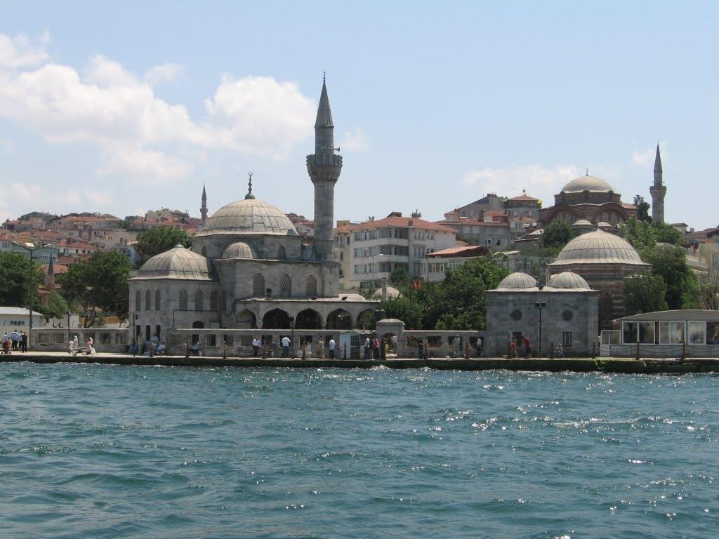 La Mosquée Şemsi Ahmet Pasha