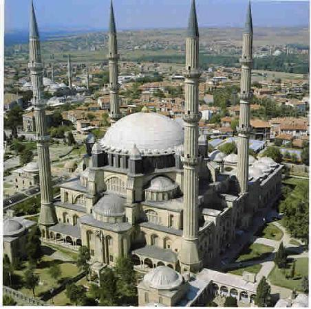 la mosquée Selimiye