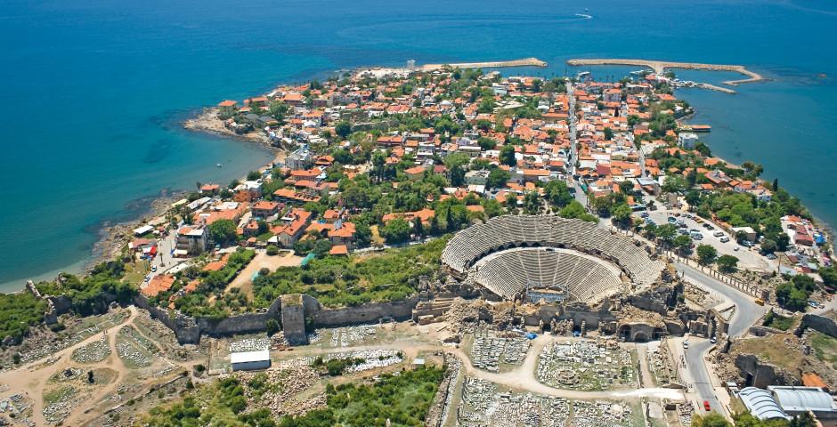 Sidé, Antalya, Turquie