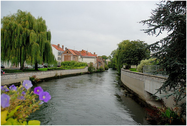 Abbeville  Somme  Picardie  France