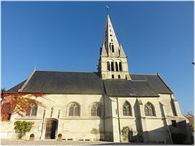 Chamant, Oise, Picardie, France, eglise notre-dame