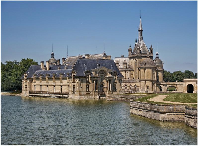 Ville De Chantilly Ile De France